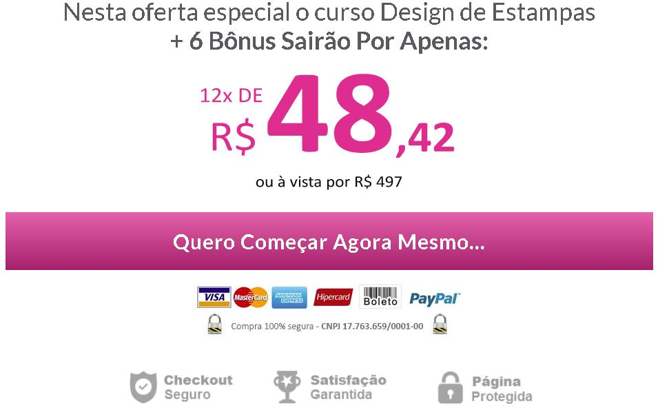 curso design de estampa